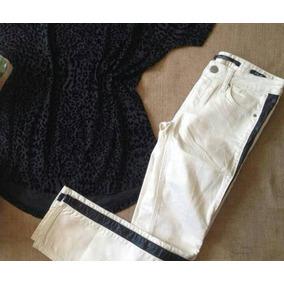 Jeans Pantalon Zara Damas 26