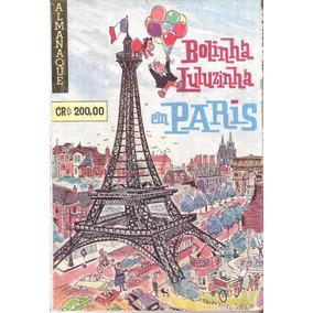 Almanaque Luluzinha E Bolinha Em Paris - Jul/1963 - Cruzeiro