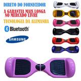 Usado 6 Led Hoverboard Skate Electrico Bluetooth Barato