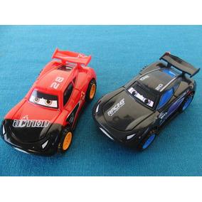Set De 2 Carritos Car Con Lanzador Juguete Somos Tienda