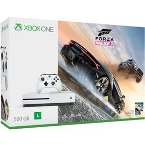 Console Xbox One S 500gb - Forza Horizon 3 Midia Fisica