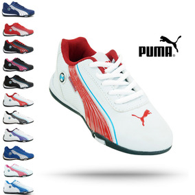 fd3f3e844a313 Tenis Infantil Masculino Meninos Puma Ferrari Tamanho 29 - Tênis 29 ...