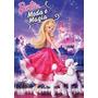 Barbie Moda E Magia Dvd Lacrado Original