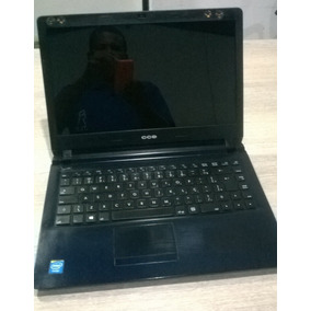 Notebook Cce Ultra Thin U45l Intel Celeron Hd 500gb