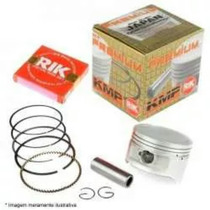 Kit Pistao E Aneis Rik Cbx/xr/nx 200 1,75mm