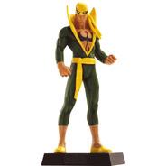 Boneco Coleção Miniatura Marvel Punho De Ferro Ed 44
