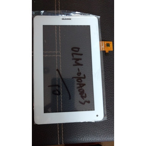 Touch De Tablet 7 Polaroid Flex Olm-070a0023-pg Negro Blanco