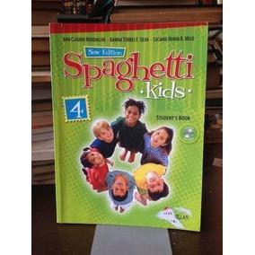 Livro Spaghetti Kids - 4 Ana Cláudia E Karina E Luciana