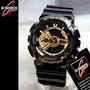 Reloj Casio G-shock Ga-110gb-1a - 100% Nuevo Y Original