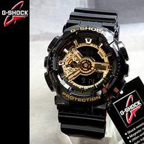 Reloj Casio G-shock Ga-110gb-1a - 100% Nuevo En Caja
