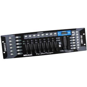 Controlador Dmx Controlador Dmx 16 Canales