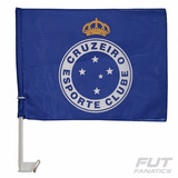 Bandeira Cruzeiro Carro Mitraud Oficial Torcedor