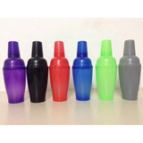 Vasos Coctelera Plastico Para Aficionados De 5 Pieza