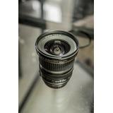 Canon Ef-s 10-22mm F/3.5-4.5 Usm Ultra Zoom Lente