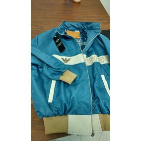 Chamarra Jacket Emporio Collezioni, Abrigo Italiano