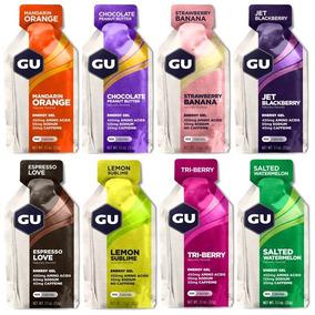 Gu Energy Gel - Todos Los Sabores