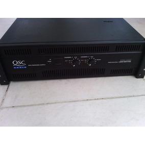 Amplificador Qsc5050, Srx712m(2), Srx718s(2), Cónsola Psx16.