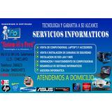 Instalacion De Camaras De Seguridad Y Soporte Tecnico Inform