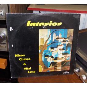 Lp Nilson Chaves & Vital Lima Interior Visom Nacional