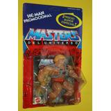 Vintage He Man Sellado Masters Del Universo España