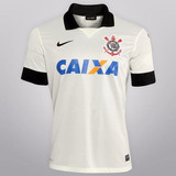 Camisa Nike Corinthians I 2013 S/nº Original Nova C/ Tags
