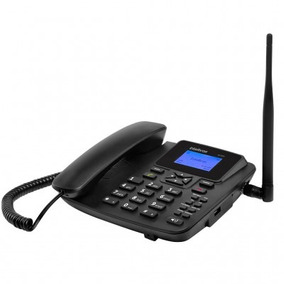 Telefone Celular Rural Intelbras 1 Chip Cf4201 Com Garantia