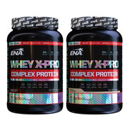 Whey X Pro Ena 2 X 1 Kg Proteinapotenciada Creatina Taurina