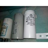 Capacitador Lavadora Ge Samsung Mabe Easy 45uf 250vac