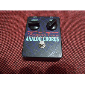 Pedal Voodoo Lab Analog Chorus