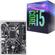 Kit Gamer Upgrade Intel I5-9400f + Placa-mãe H310 Oem