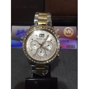 57e0e4d8f2b Relógio Feminino Michael Kors Prata Mk6188 - Relógios De Pulso no ...