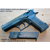 Pistola De Co2 Aire Jericho 941 A Gas Balin 4.5mm Metalica