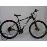Bicicleta Mtb Venzo Talon Rodado 29 - 24 Vel/freno Disco