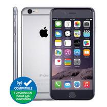 Iphone 6s 16gb,silver, Grado A Refaccionado+lámina Vidrio