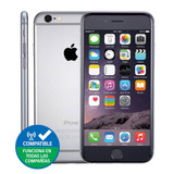 Iphone 6 64gb,silver, Grado A Refaccionado+lámina Vidrio