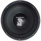 Alto Falante Woofer Snake Cobra 12 6.4k 3200w Rms 2 Ohms