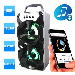 Caixa Caixinha Som Portatil Bluetooth Mp3 Recarregavel 316bt