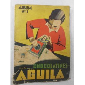 Album Figuritas Aguila Nº 1 De 1932 ( T714)