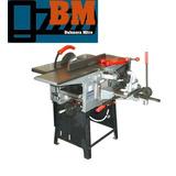 Maquina Combinada De Carpinteria 6 Funciones 2 Hp Bta 644106