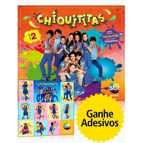 Cd - Chiquititas - Vol. 2 - Digipack Lacrado(c)