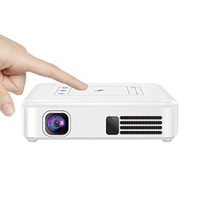 Pocket Projector, Livetv.direct M9 Touch Panel Android Smart