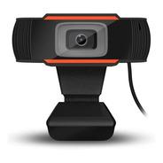 Camara Web Webcam Hd Usb Pc Windows 720p Microfono Zoom Cba