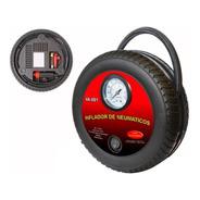 Compresor Portatil 12v Aire Rueda Auto Moto 4x4 Cuatriciclo