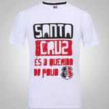 Camisa Santa Cruz Oficial És O Time Do Povo Original