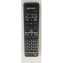Controle Remoto Samsung Mx-f630 Ht-f4500 - Original Novo