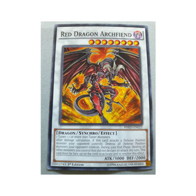 Red Dragon Archifiend - Hsrd-en023(common)