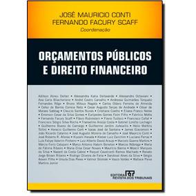 Orçamentos Públicos E Direito Financeiro