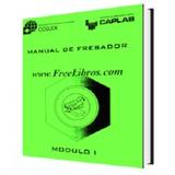 Libro Manual De Fresador