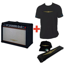 Amplificador Combo Guitarra Oneal Ocg 1002 (preto) + Kit One