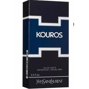 Perfume Kouros 100ml Yves Saint Laurent Importado